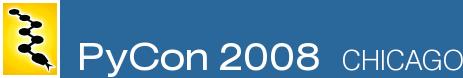 pycon08 logo